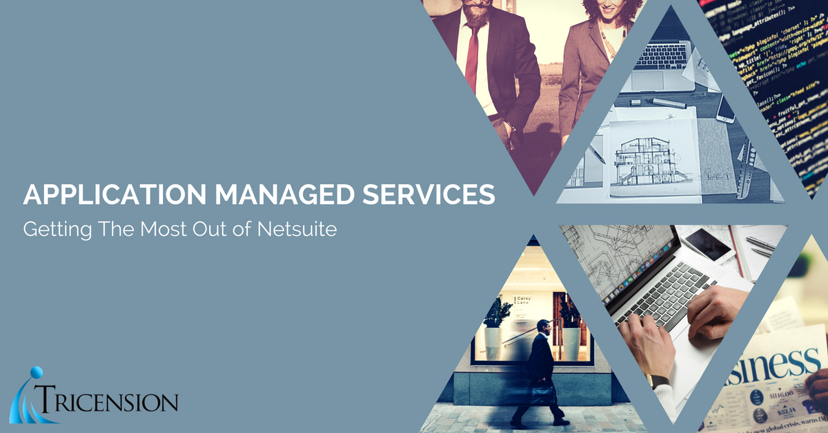 Application Managed Services: Getting the Most Out of Netsuite