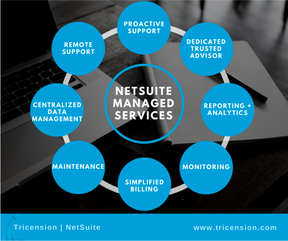 Netsuite Managed Services